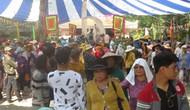 Lễ hội Vía bà Chúa xứ tại Khu di tích Gò Tháp