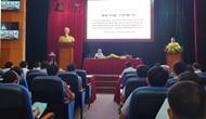 Hội nghị - Tập huấn triển khai Nghị định 166 của Chính phủ quy định thẩm quyền, trình tự, thủ tục lập, thẩm định, phê duyệt quy hoạch, dự án bảo quản, tu bổ, phục hồi di tích