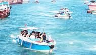 Khánh Hòa: Cấm tàu ra biển nếu du khách không mặc áo phao