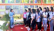 """Khai mạc triển lãm ảnh """"Học tập và làm theo tư tưởng, đạo đức, phong cách Hồ Chí Minh"""""""