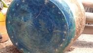 Lào Cai lập tờ trình mời chuyên gia thẩm định trống đồng cổ mới được phát hiện