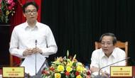 Phó Thủ tướng Vũ Đức Đam: Bộ Văn hóa, Thể thao và Du lịch phải sát cánh hơn nữa với Quảng Bình trong hỗ trợ đầu tư, quảng bá