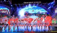 Rực sáng đêm Khai mạc Lễ hội Hoa phượng đỏ Hải Phòng 2019