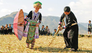 Giới thiệu sắc màu văn hóa dân tộc Mông Yên Bái tại Hà Nội