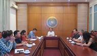 Tổng cục du lịch tiếp Viện Nghiên cứu Khoa học và Giáo dục Đông Nam Á