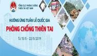 Bộ VHTTDL ban hành Kế hoạch tổ chức Tuần lễ Quốc gia phòng chống thiên tai 2019