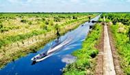 Xây dựng 9 tuyến tham quan du lịch sinh thái tại Vườn Quốc gia U Minh Thượng