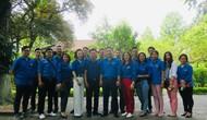 Đoàn Thanh niên Bộ VHTTDL dâng hương tưởng niệm Bác Hồ
