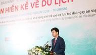 Thứ trưởng Lê Quang Tùng: Ngành du lịch cần chú trọng trải nghiệm văn hoá, đa dạng hoá, nâng cao chất lượng sản phẩm