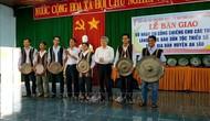 Bảo tồn giá trị văn hóa đặc sắc của đồng bào dân tộc Bana, H'rê