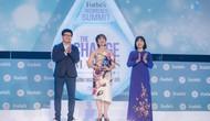 Quyền Giám đốc Nhà hát Nhạc Vũ Kịch Việt Nam Trần Ly Ly được Forbes vinh danh Top 50 phụ nữ ảnh hưởng nhất Việt Nam