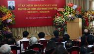 Phó Thủ tướng Vũ Đức Đam dự kỷ niệm 100 năm Ngày sinh nhà thơ cách mạng Huy Cận