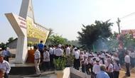 Phú Yên: Đón nhận Bằng Di tích lịch sử cấp tỉnh Địa điểm diễn ra trận đánh Sông Ba - Trường Lạc