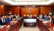Phó Tổng cục trưởng Lê Thị Hoàng Yến tiếp Phó Chủ tịch HĐND thành phố Bangkok