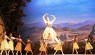 Công diễn vở ballet