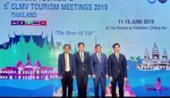 Hội nghị Bộ trưởng du lịch ACMECS lần thứ 4 và hội nghị Bộ trưởng du lịch CLMV lần thứ 5 tại Thái Lan