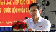Bộ trưởng Nguyễn Ngọc Thiện tiếp xúc cử tri Thừa Thiên Huế