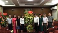 Thứ trưởng Trịnh Thị Thủy chúc mừng Ban Tuyên giáo Trung ương nhân Ngày Báo chí cách mạng Việt Nam