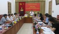 Hội nghị Giao ban các tổ chức Đảng khối Nghiên cứu, xuất bản, báo chí