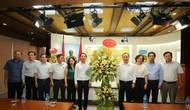 Thứ trưởng Lê Khánh Hải chúc mừng Báo điện tử Tổ Quốc nhân ngày Báo chí cách mạng Việt Nam