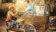 Triển lãm 37 tác phẩm hội họa, điêu khắc trong không gian nghệ thuật Lê Bá Đảng
