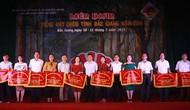 Nhiều giải A đã được trao tại Liên hoan Tiếng hát chèo tỉnh Bắc Giang năm 2019