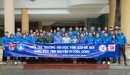 Trường Đại học Văn hóa Hà Nội: Phát huy tinh thần xung kích, tình nguyện vì cộng đồng