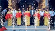 Long trọng lễ khánh thành Dinh Bà Trà Linh, Quảng Nam