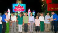 Đoàn thanh niên Bộ VHTTDL với các hoạt động kỉ niệm 72 năm Ngày Thương binh – Liệt sĩ tại huyện Hương Sơn, Hà Tĩnh