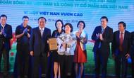 Ký kết tài trợ cho Đội tuyển Quốc gia Việt Nam