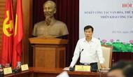 """Bộ trưởng Nguyễn Ngọc Thiện: """"Ngành Thể thao cần dốc toàn lực cho SEA Games 30"""""""