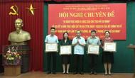 Khen thưởng 30 tập thể, cá nhân của Bộ VHTTDL đạt thành tích xuất sắc trong học tập và làm theo tư tưởng, đạo đức, phong cách Hồ Chí Minh