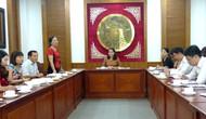 Thứ trưởng Trịnh Thị Thủy: Tập trung hoàn chỉnh dự án Luật Thư viện trình Quốc hội trong tháng 10/2019