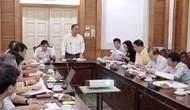 Hội nghị Ban Chấp hành Đảng bộ Bộ VHTTDL lần thứ 17