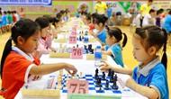 Giải cờ vua các nhóm tuổi thiếu niên - nhi đồng tranh Cúp Báo Hải Dương năm 2019