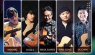 Cơ hội thưởng thức những phong cách guitar nổi tiếng thế giới tại Hà Nội