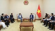 Bộ trưởng Nguyễn Ngọc Thiện tiếp Chủ tịch tập đoàn Legend (Macao, Trung Quốc)