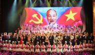 Lời Bác dặn trước lúc đi xa: Kể câu chuyện lịch sử đầy cảm xúc về Chủ tịch Hồ Chí Minh bằng thơ và nhạc