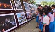 Khai mạc Triển lãm 'Đất nước - Con người Trà Bồng và miền Tây Quảng Ngãi'