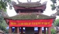 Trình Bộ VHTTDL thẩm định Dự án tu bổ, tôn tạo đền Xà
