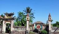Trả lời kiến nghị của cử tri tỉnh Thái Bình về chính sách trùng tu, tôn tạo các di tích lịch sử