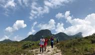 Tổ chức Giải leo núi chinh phục đỉnh Lảo Thẩn năm 2019