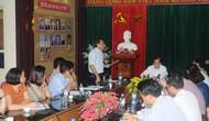 Thứ trưởng Tạ Quang Đông thăm và làm việc tại Trường Cao đẳng Văn hóa nghệ thuật Việt Bắc