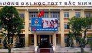 Trường Đại học Thể dục Thể thao Bắc Ninh công bố điểm chuẩn và danh sách trúng tuyển 2019