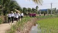 Ra mắt điểm du lịch cộng đồng đầu tiên tại Trà Vinh