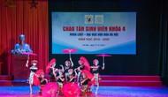 Đại học Văn hóa Hà Nội chào đón hơn 100 tân sinh viên khoa Luật