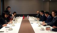 Thống đốc tỉnh Hokkaido tiếp và làm việc với Bộ trưởng Nguyễn Ngọc Thiện