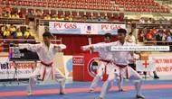 Gần 300 vận động viên tham dự Giải Karate quốc gia lần thứ 29