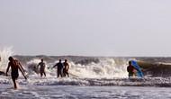 Thành phố Phan Thiết công bố các bãi tắm biển an toàn trên địa bàn