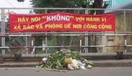 Trả lời kiến nghị của cử tri tỉnh Vĩnh Long về quy định xử phạt vi phạm hành chính trong lĩnh vực bảo vệ môi trường